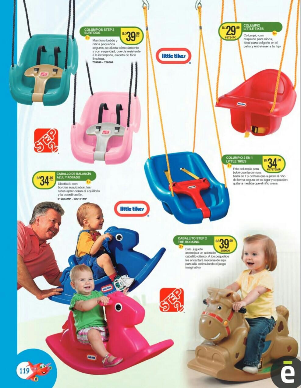 Catalogo juguetes Titan Toys 2019 p119
