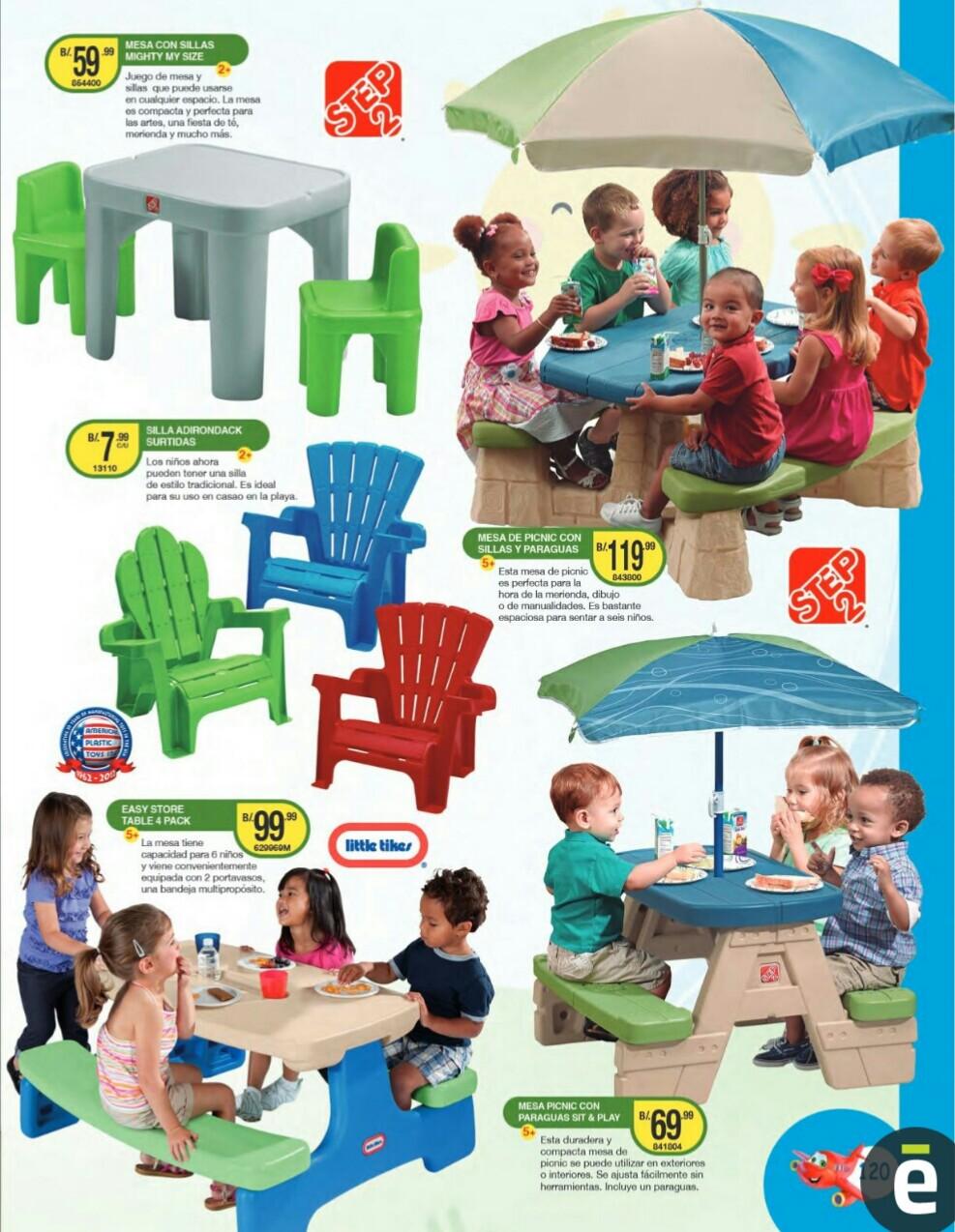 Catalogo juguetes Titan Toys 2019 p120
