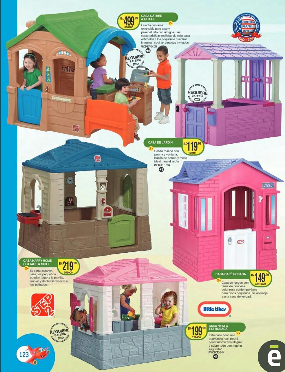 Catalogo juguetes Titan Toys 2019 p123