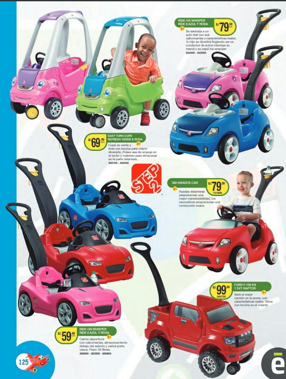Catalogo juguetes Titan Toys 2019 p125