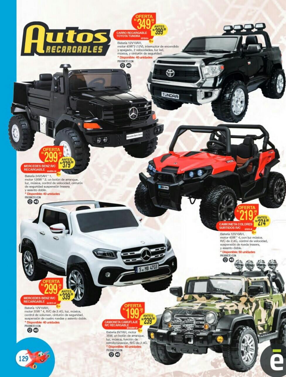 Catalogo juguetes Titan Toys 2019 p129