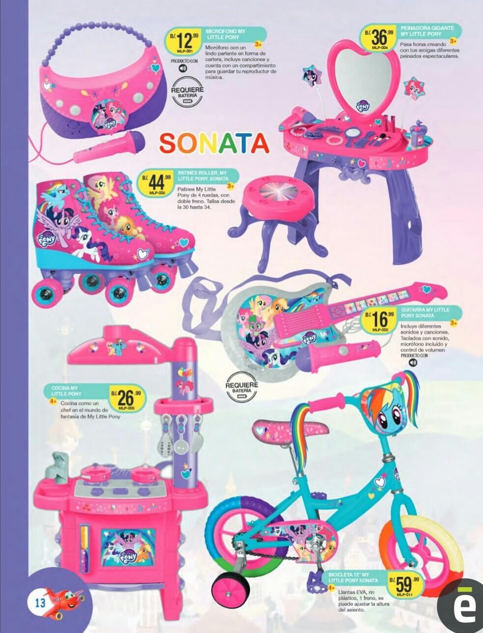Catalogo juguetes Titan Toys 2019 p13