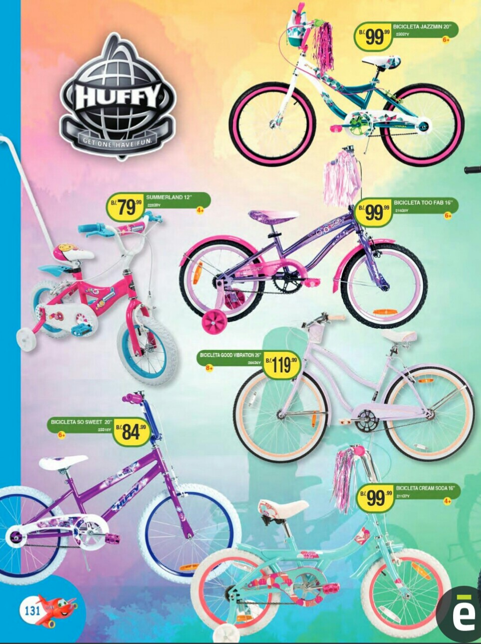 Catalogo juguetes Titan Toys 2019 p131