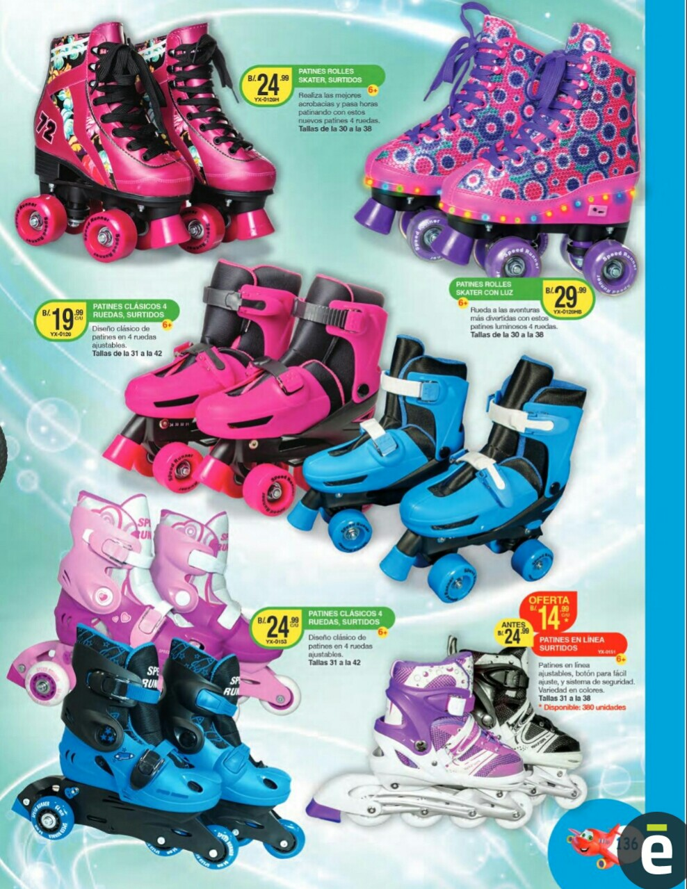 Catalogo juguetes Titan Toys 2019 p136