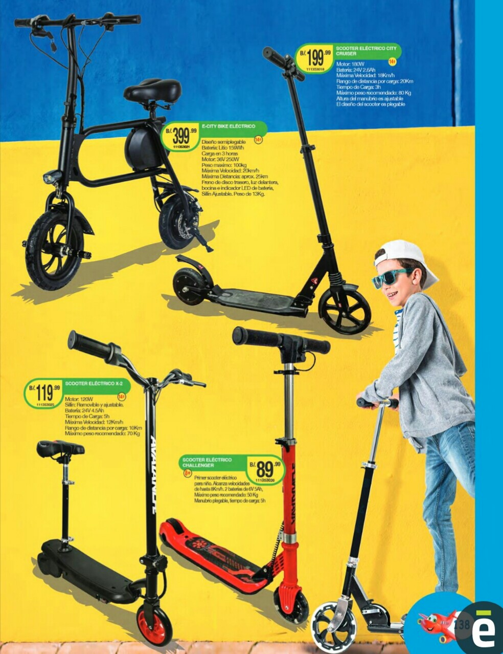 Catalogo juguetes Titan Toys 2019 p138