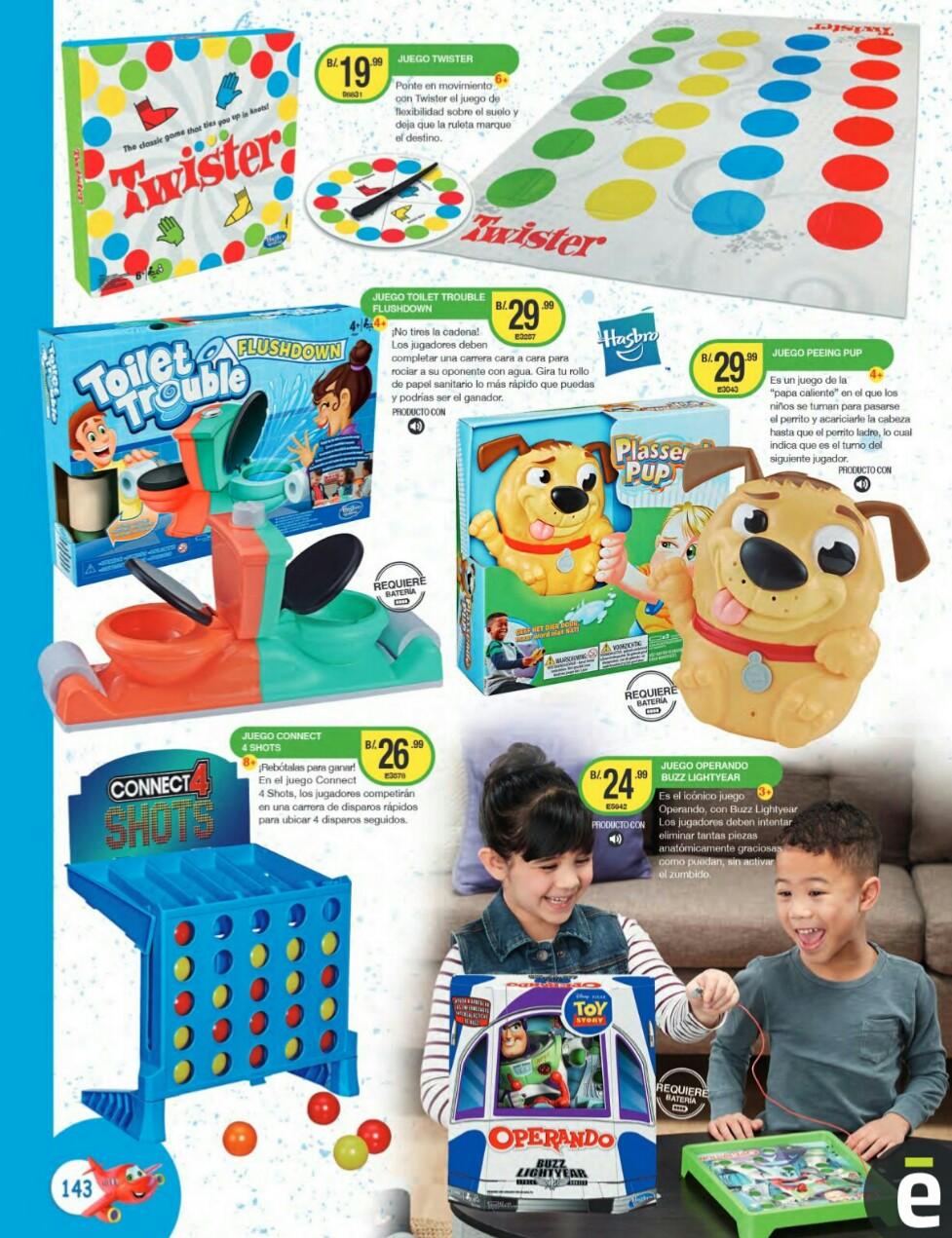 Catalogo juguetes Titan Toys 2019 p143