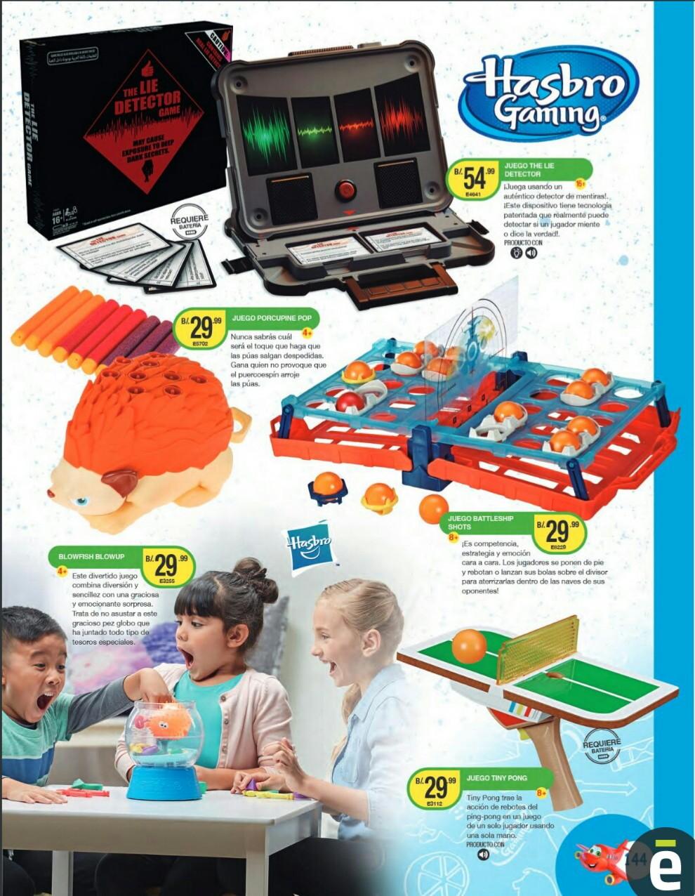 Catalogo juguetes Titan Toys 2019 p144