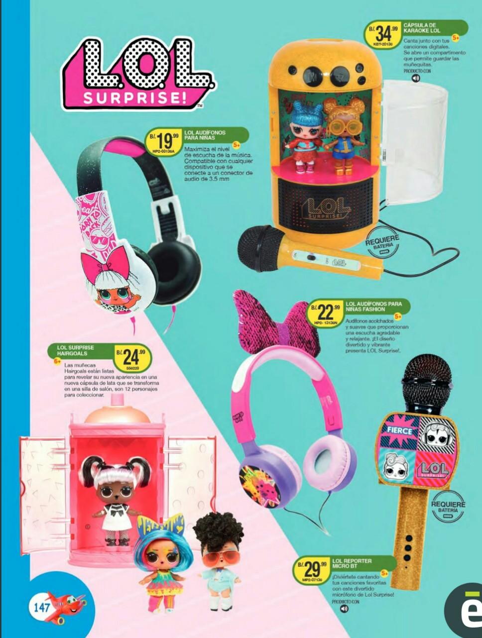 Catalogo juguetes Titan Toys 2019 p147