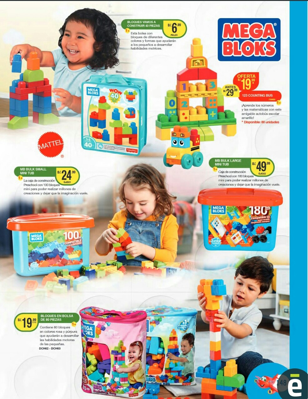 Catalogo juguetes Titan Toys 2019 p148