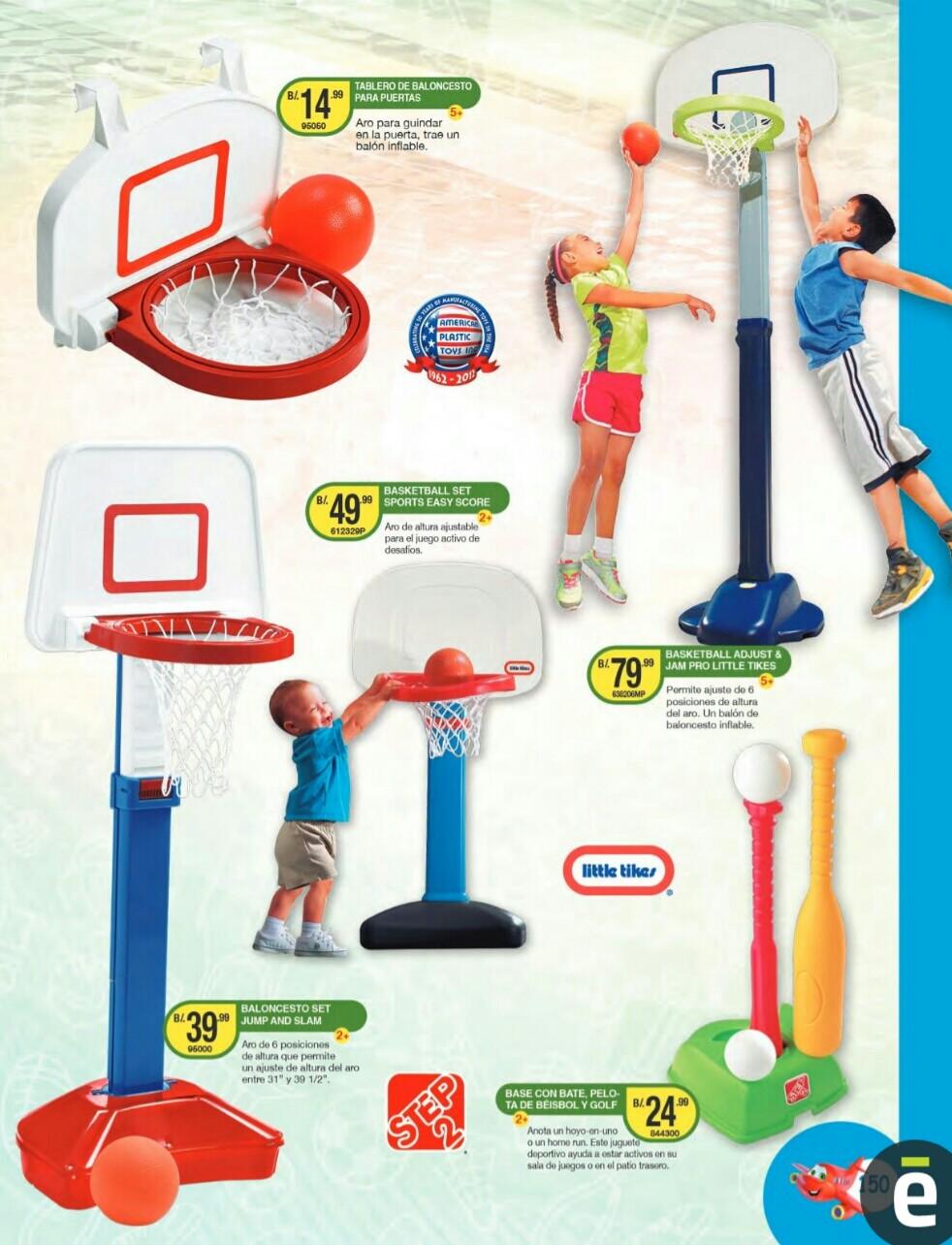 Catalogo juguetes Titan Toys 2019 p150