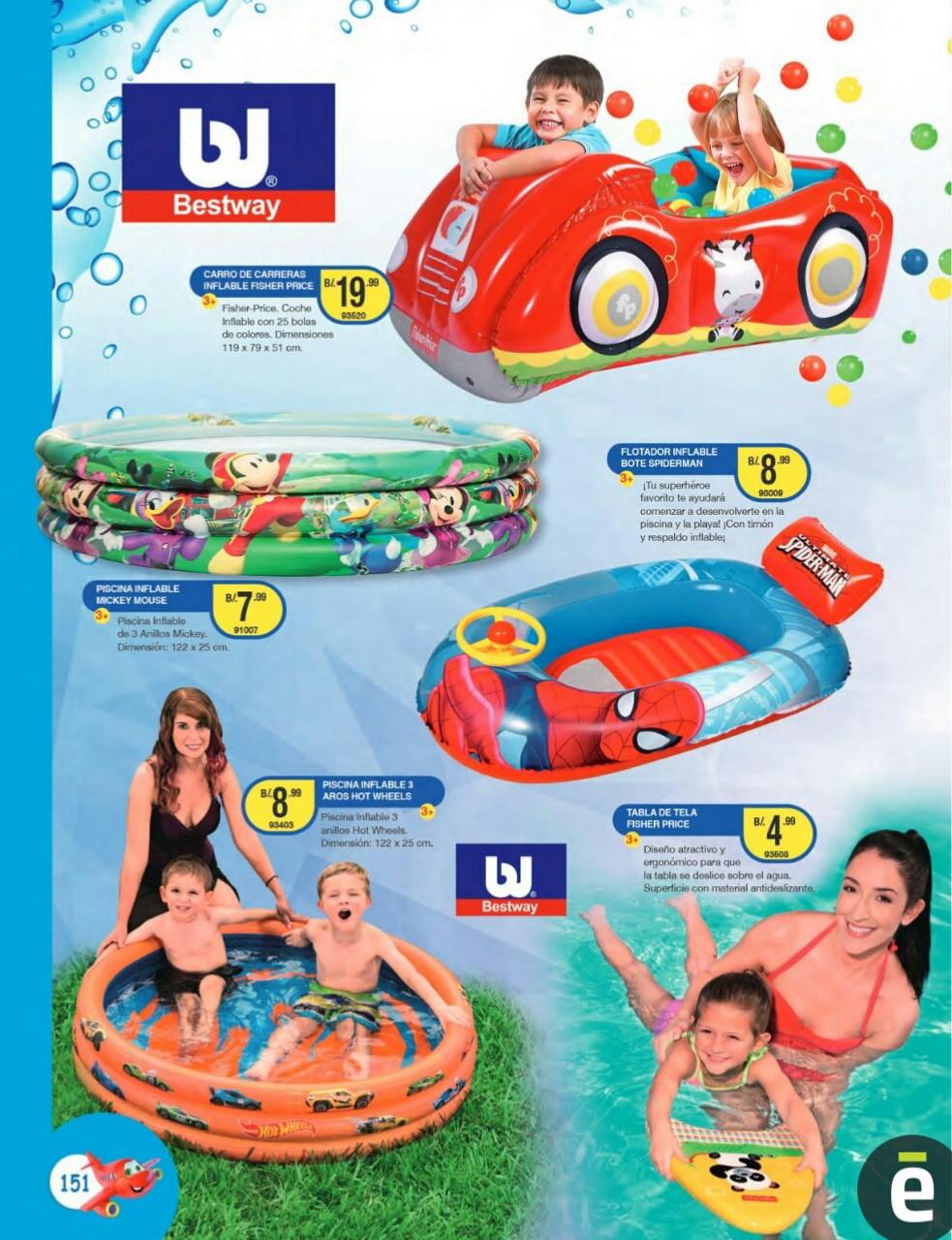 Catalogo juguetes Titan Toys 2019 p151