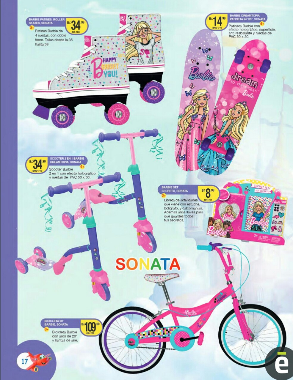 Catalogo juguetes Titan Toys 2019 p17
