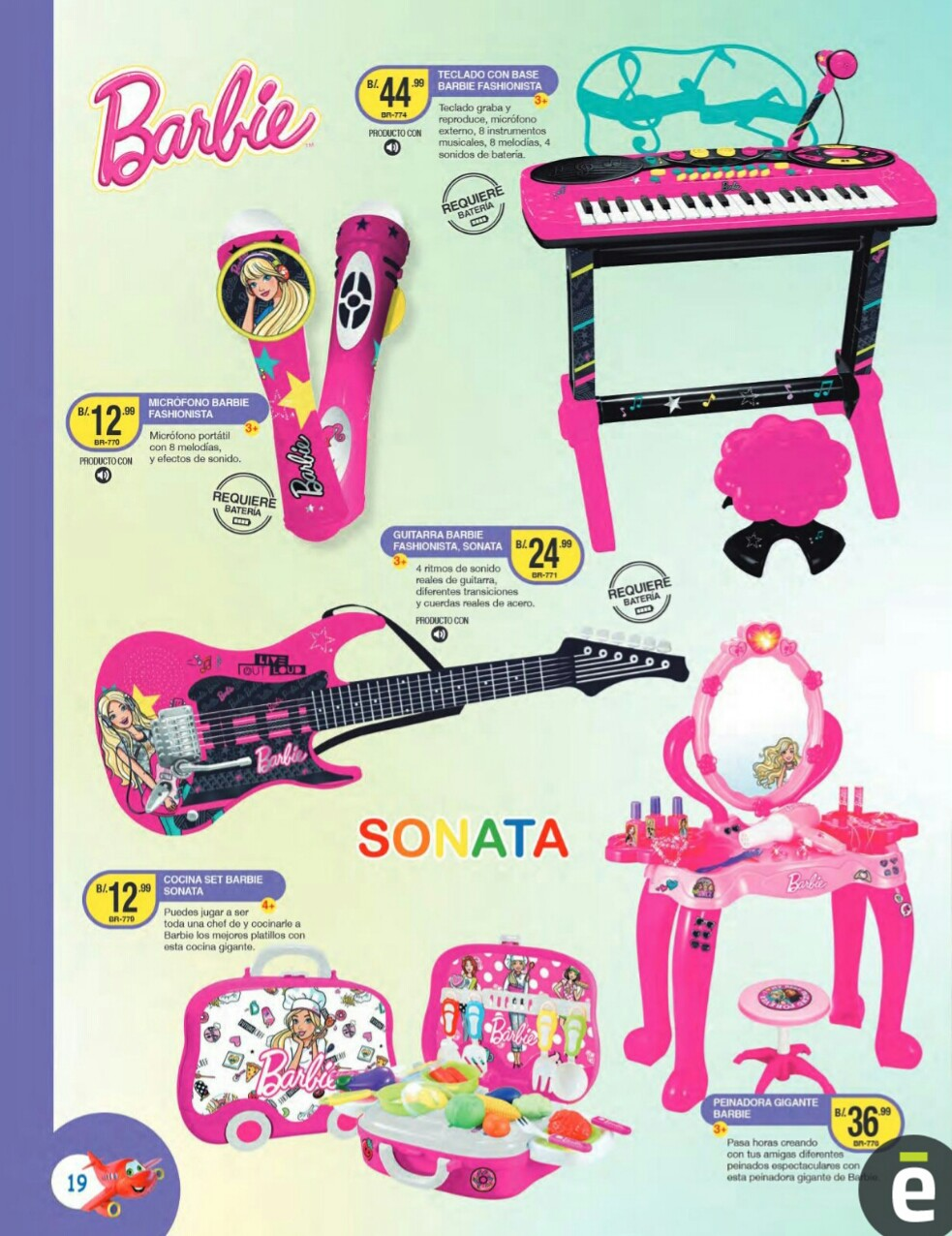 Catalogo juguetes Titan Toys 2019 p19