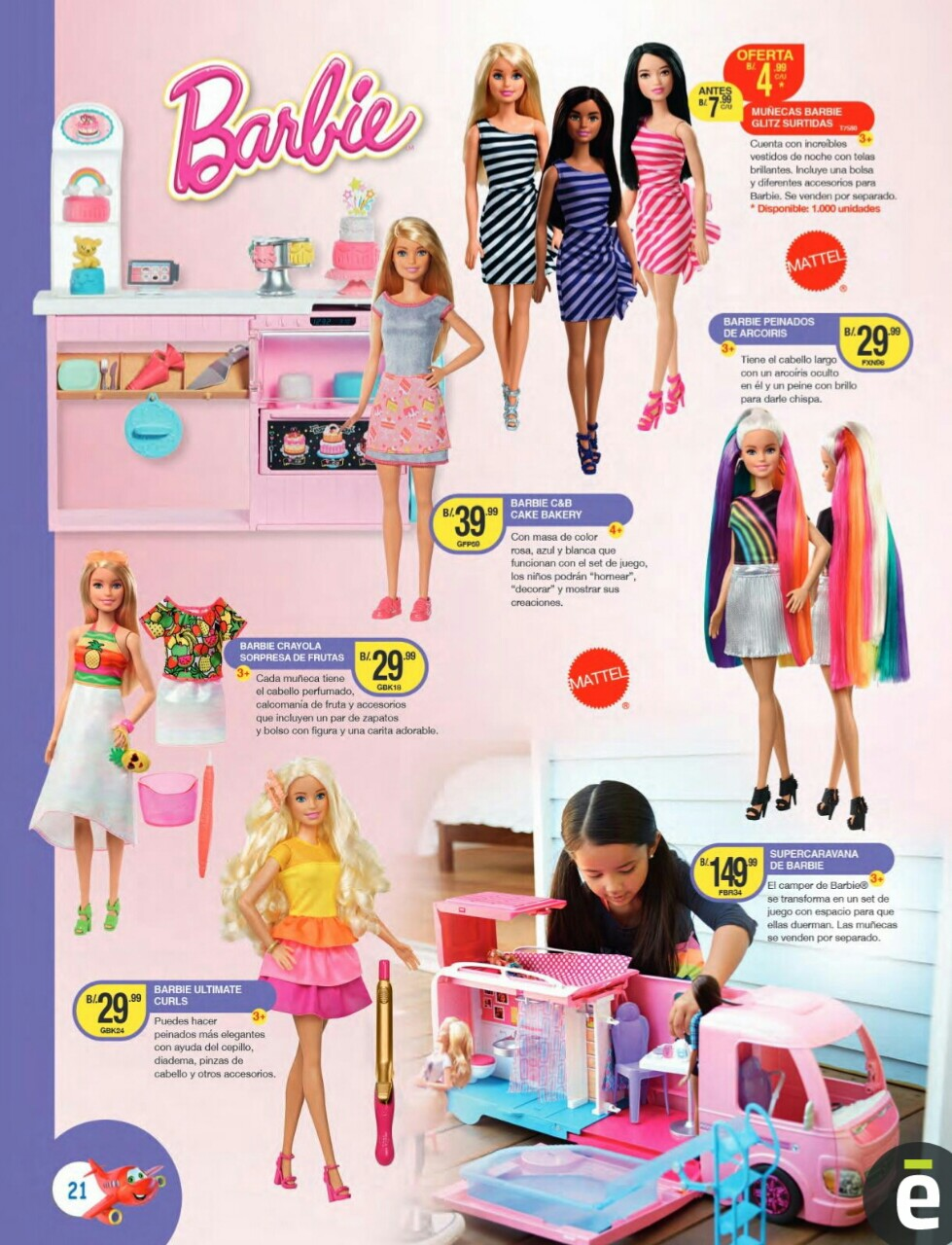 Catalogo juguetes Titan Toys 2019 p21