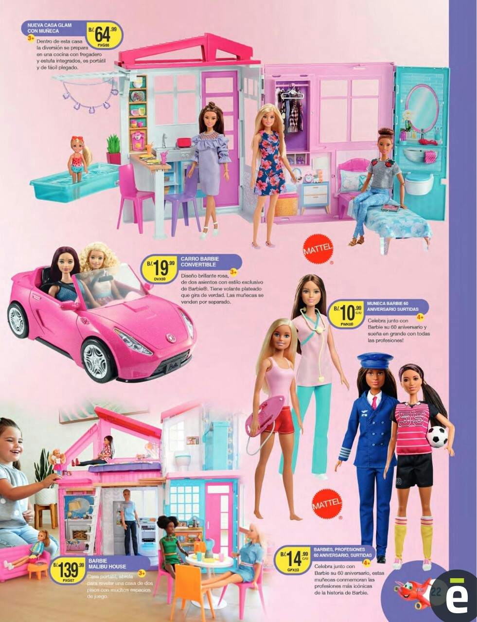 Catalogo juguetes Titan Toys 2019 p22