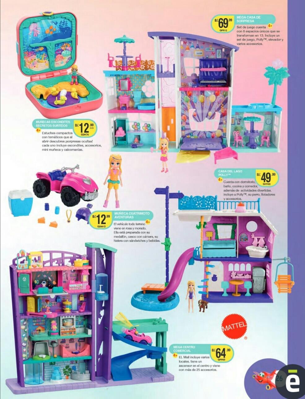 Catalogo juguetes Titan Toys 2019 p26