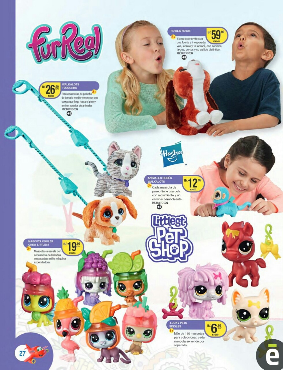 Catalogo juguetes Titan Toys 2019 p27