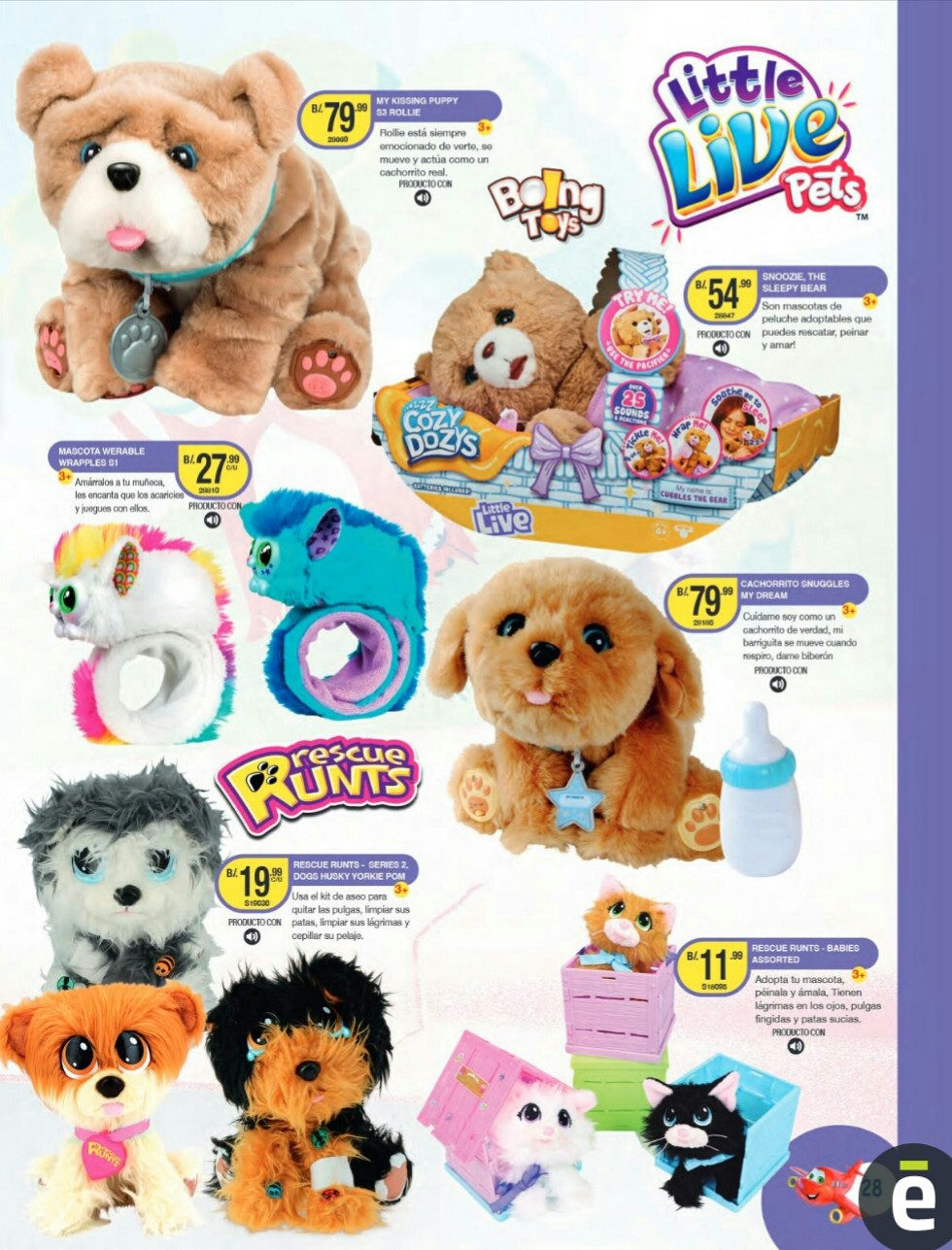 Catalogo juguetes Titan Toys 2019 p28