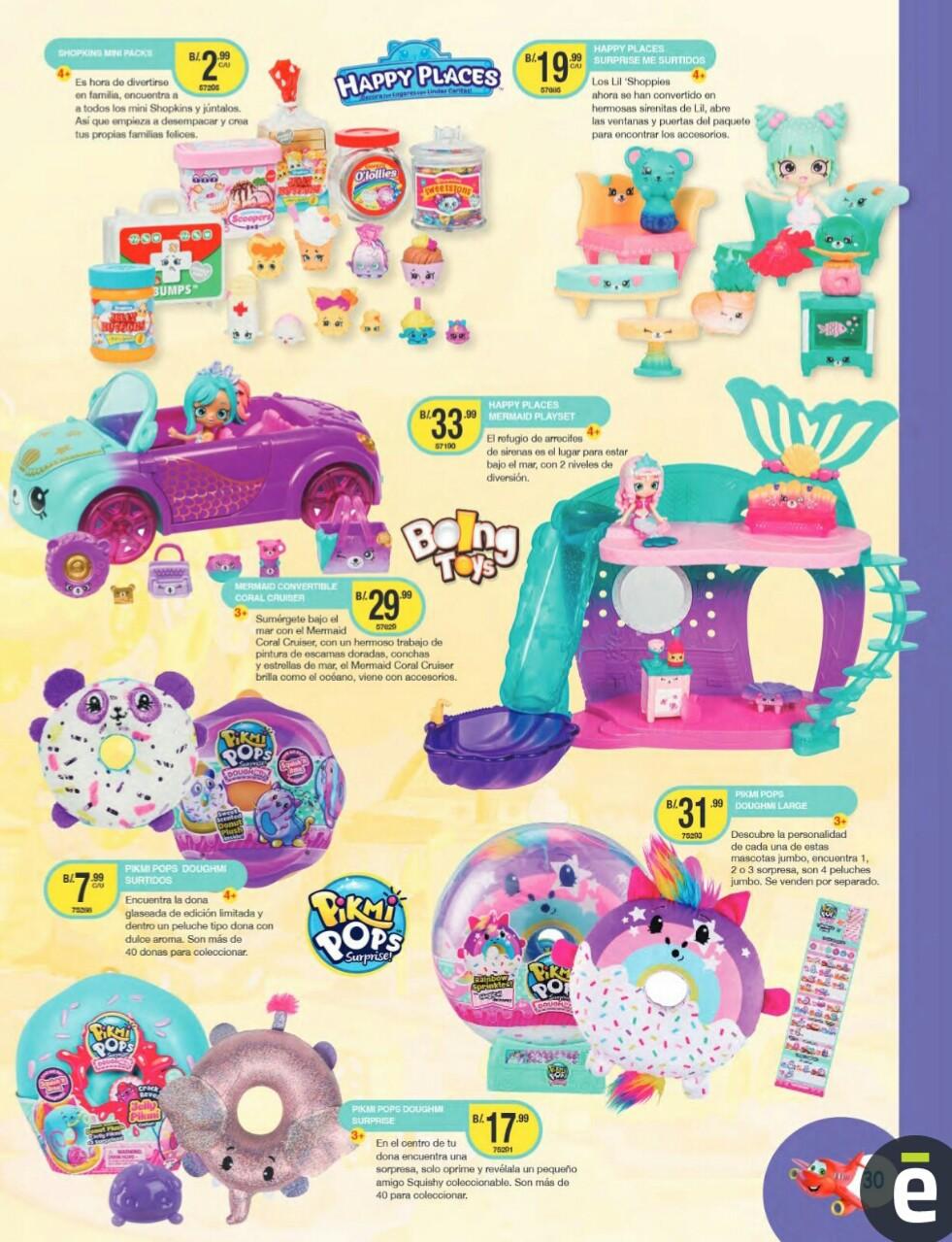 Catalogo juguetes Titan Toys 2019 p30