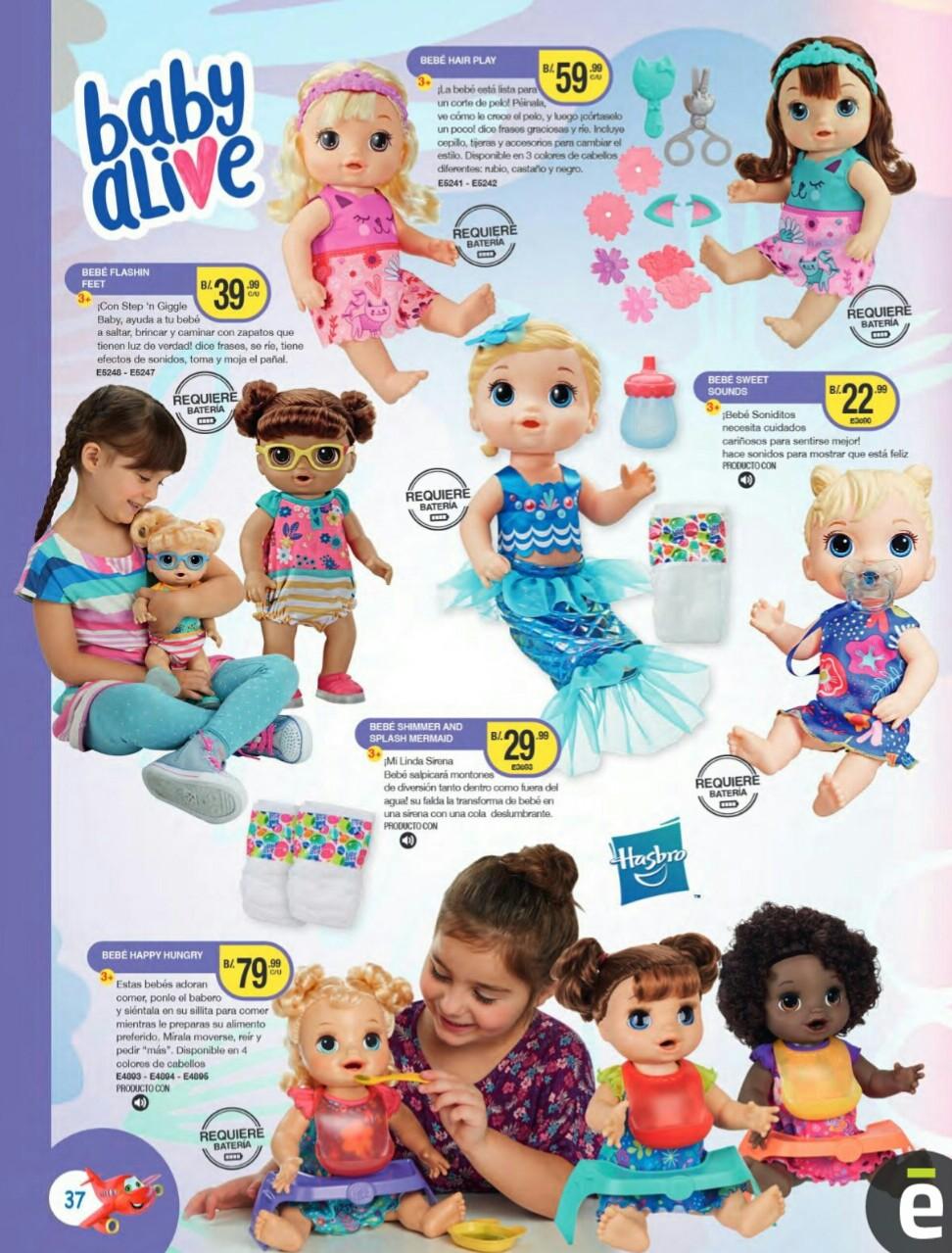 Catalogo juguetes Titan Toys 2019 p37