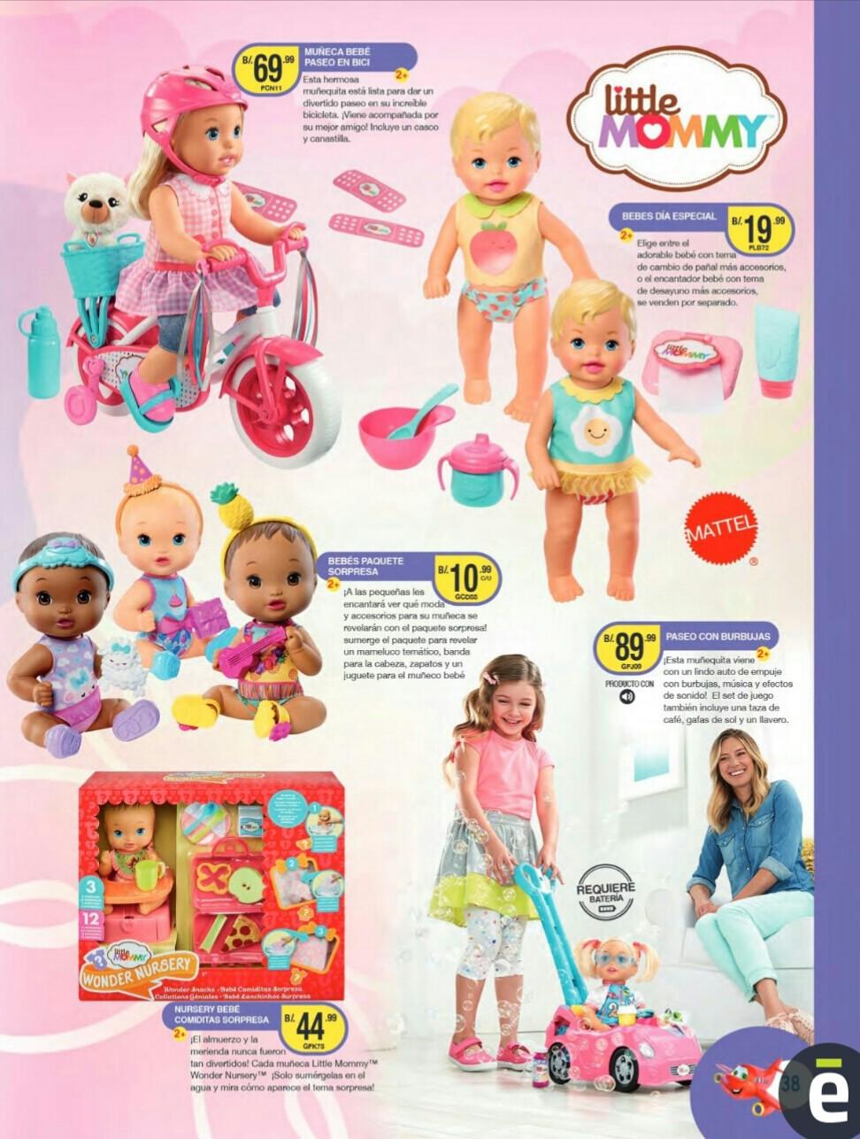 Catalogo juguetes Titan Toys 2019 p38