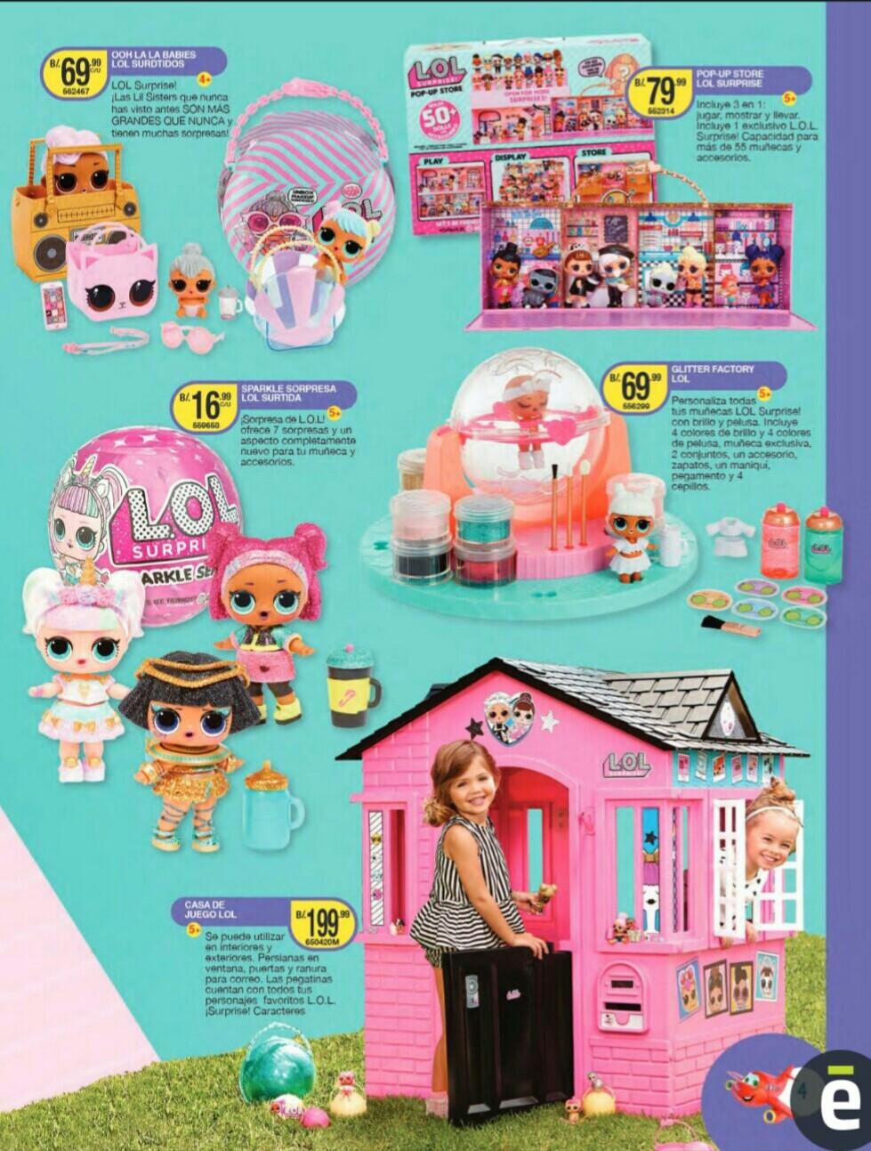 Catalogo juguetes Titan Toys 2019 p4