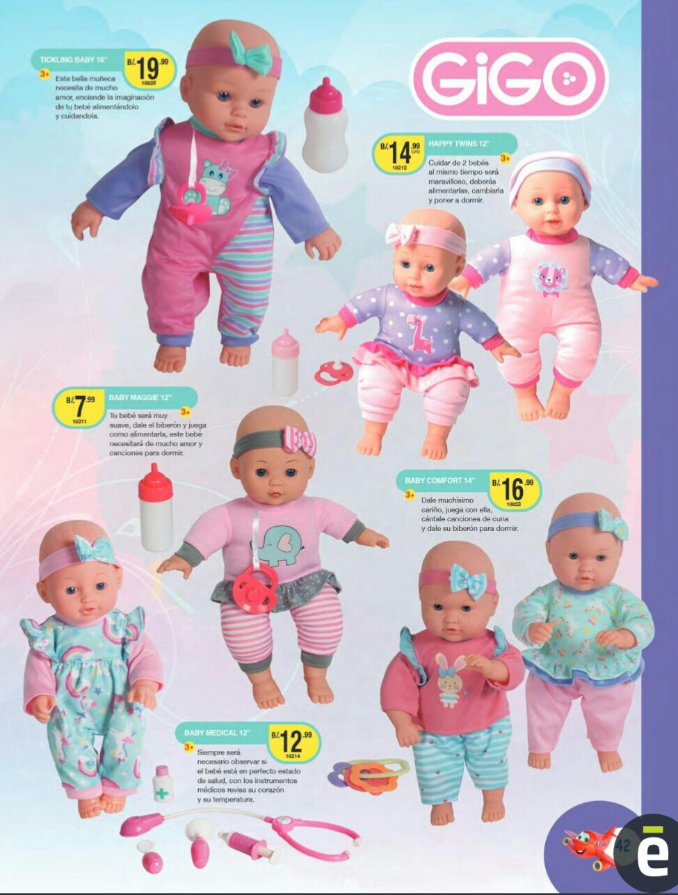 Catalogo juguetes Titan Toys 2019 p42