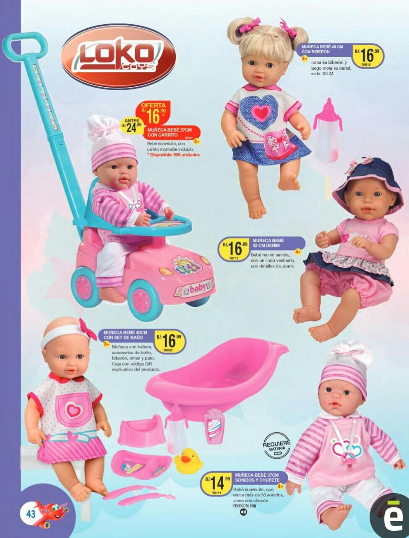Catalogo juguetes Titan Toys 2019 p43
