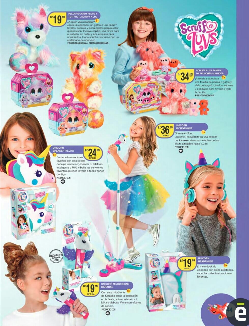 Catalogo juguetes Titan Toys 2019 p44