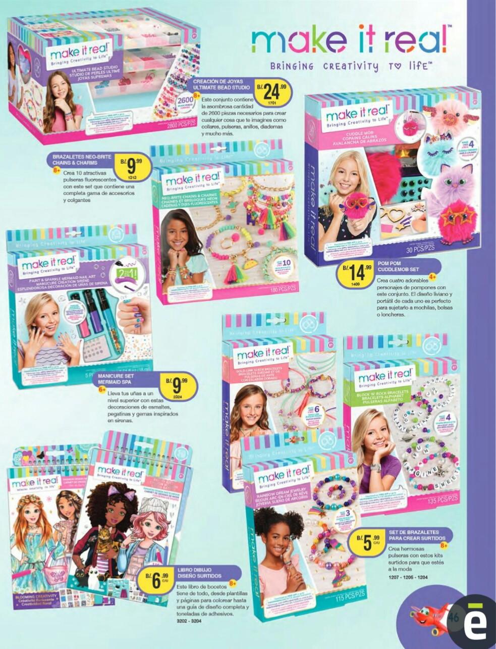 Catalogo juguetes Titan Toys 2019 p46