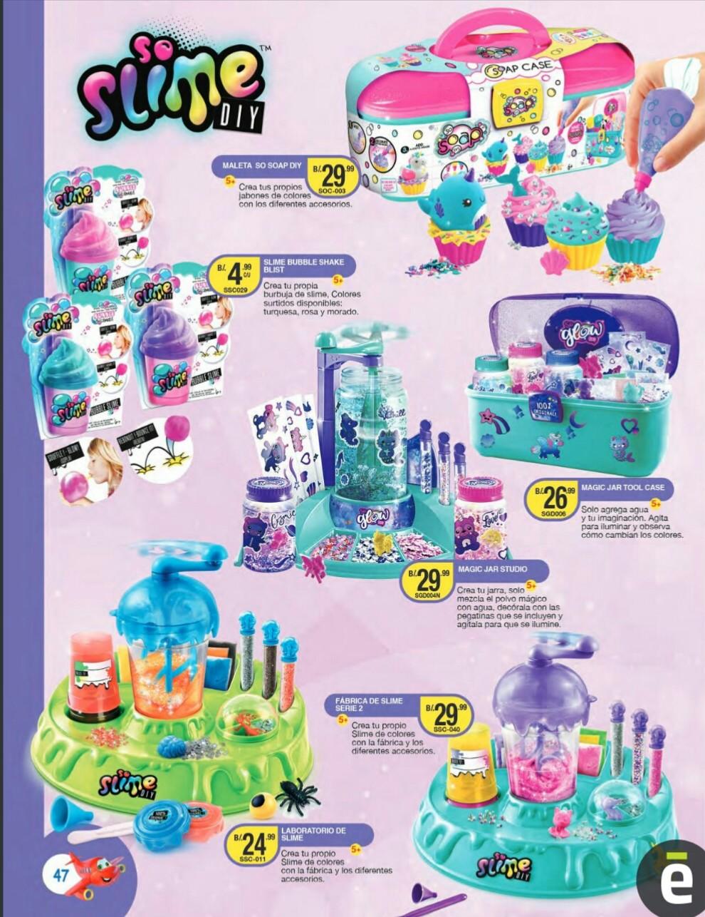 Catalogo juguetes Titan Toys 2019 p47