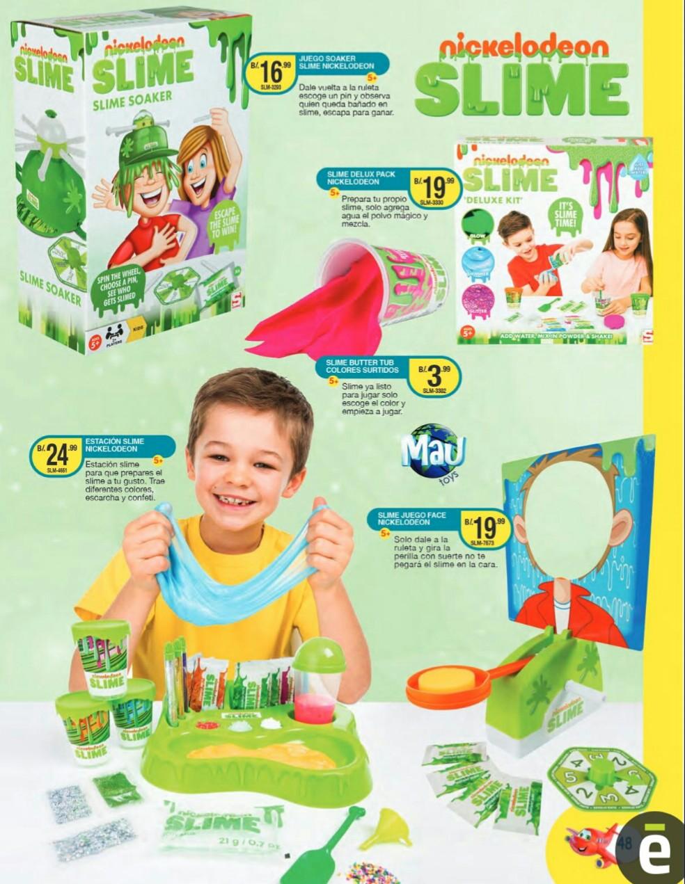 Catalogo juguetes Titan Toys 2019 p48