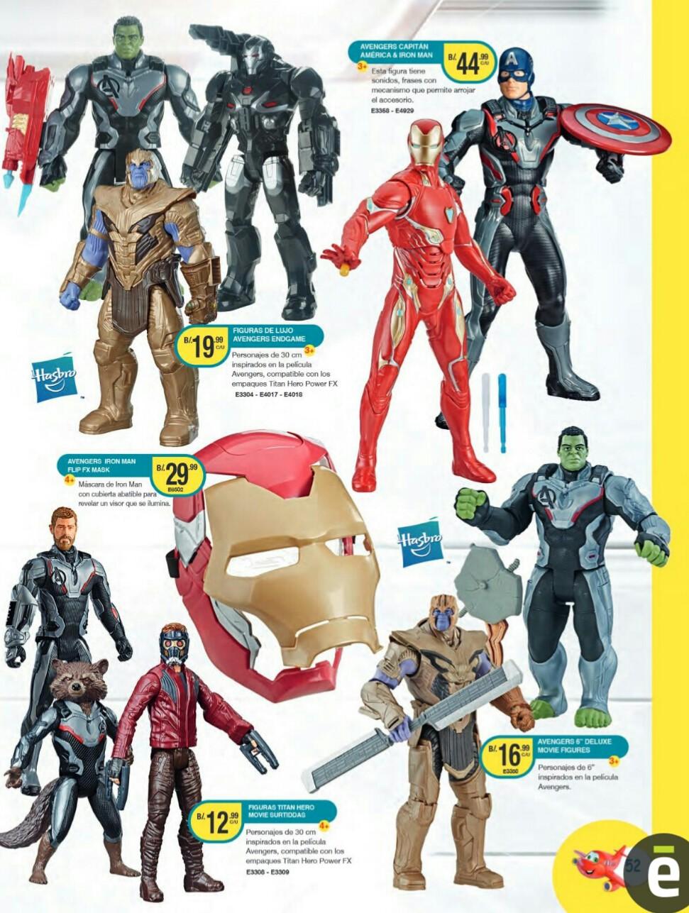 Catalogo juguetes Titan Toys 2019 p52