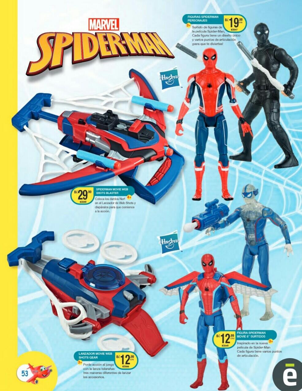 Catalogo juguetes Titan Toys 2019 p53
