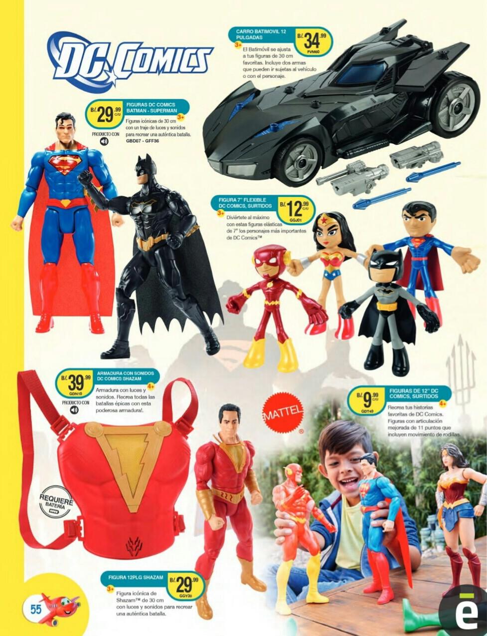 Catalogo juguetes Titan Toys 2019 p55