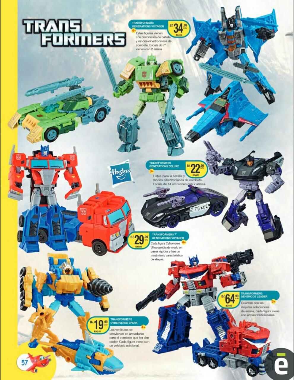 Catalogo juguetes Titan Toys 2019 p57