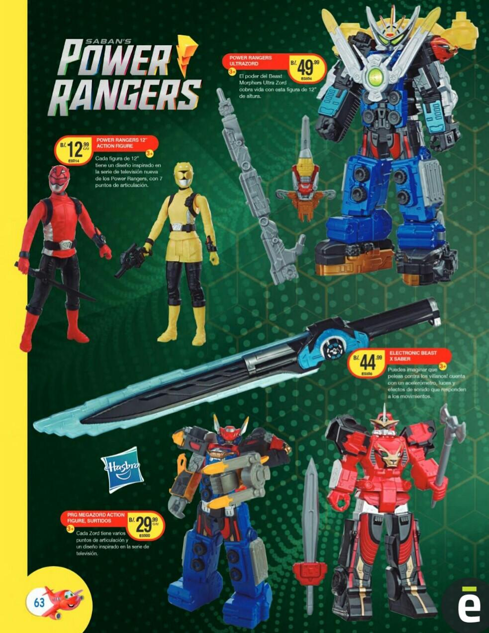 Catalogo juguetes Titan Toys 2019 p63