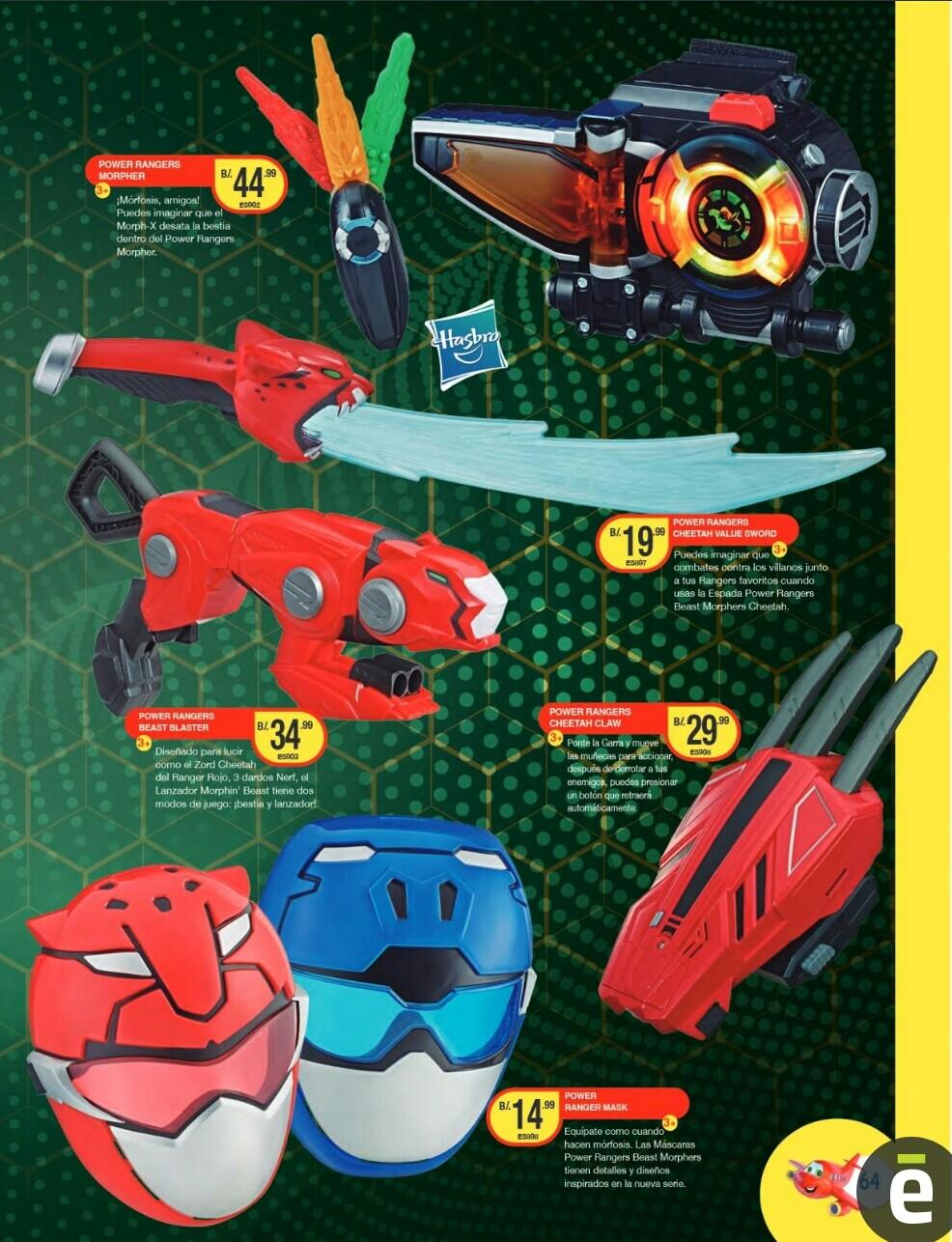 Catalogo juguetes Titan Toys 2019 p64