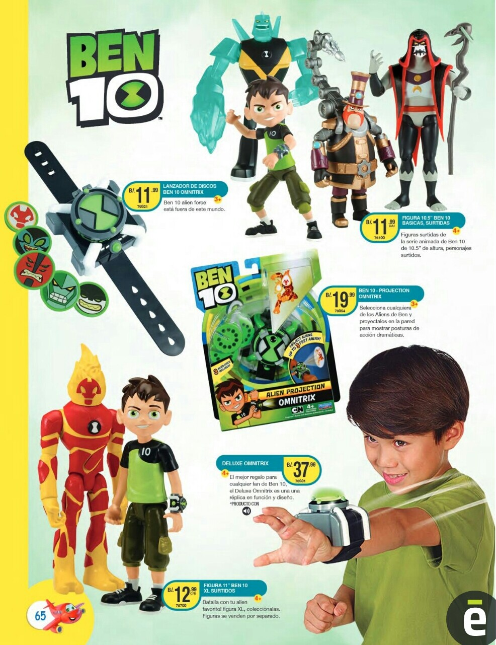 Catalogo juguetes Titan Toys 2019 p65