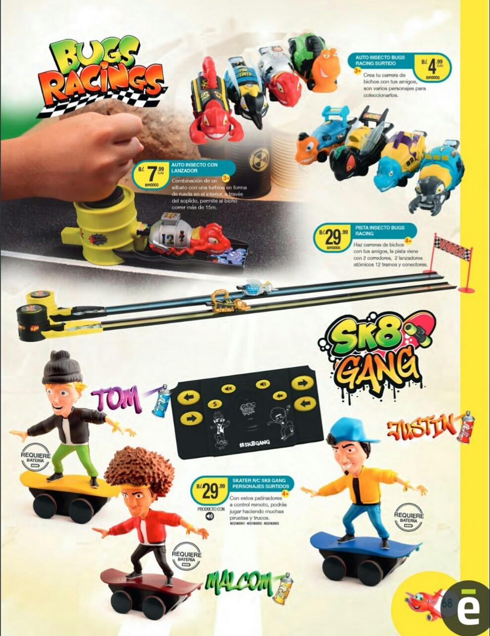 Catalogo juguetes Titan Toys 2019 p68