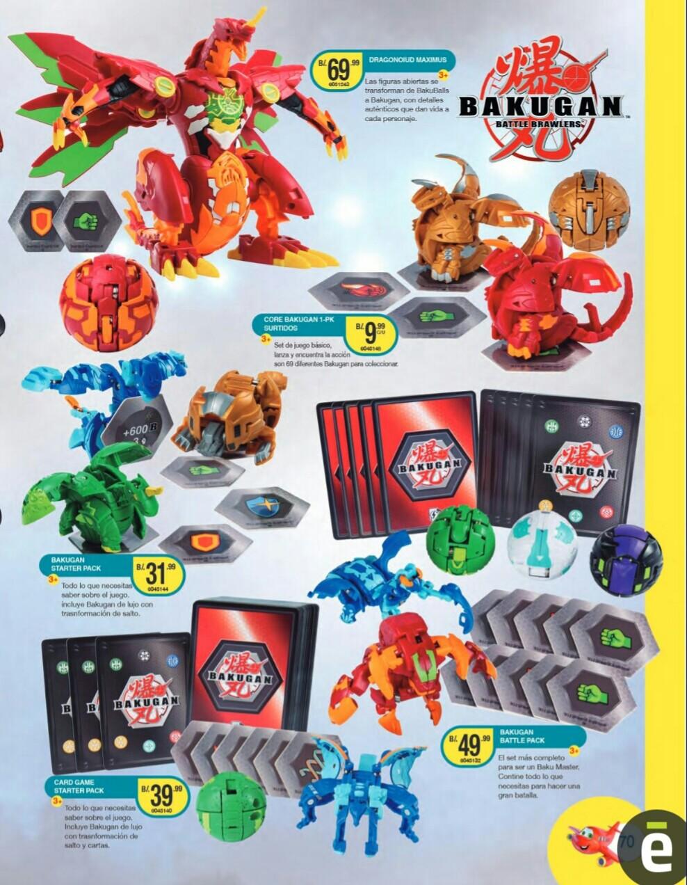 Catalogo juguetes Titan Toys 2019 p70