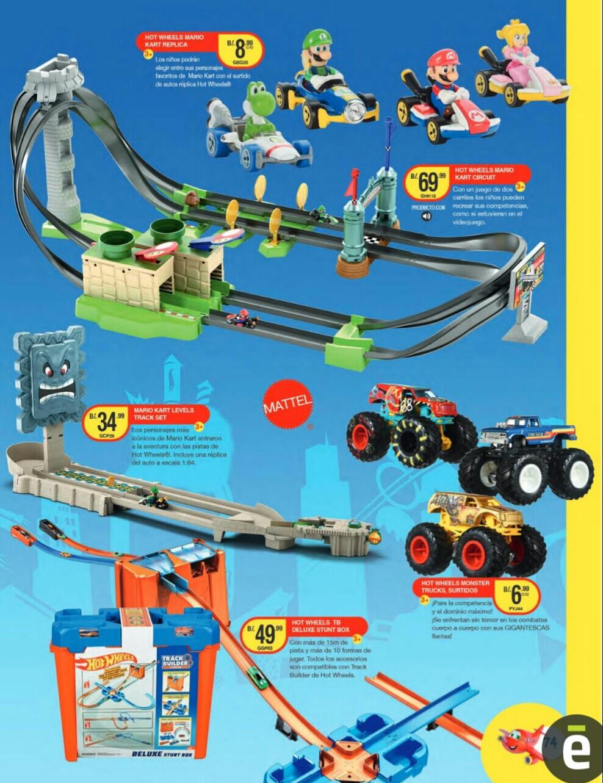 Catalogo juguetes Titan Toys 2019 p74