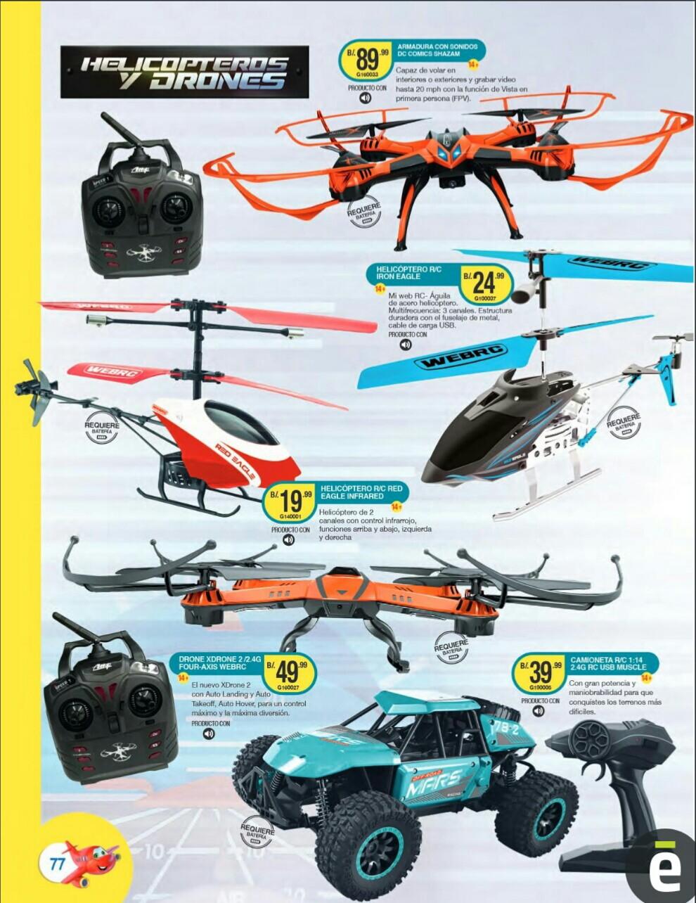 Catalogo juguetes Titan Toys 2019 p77