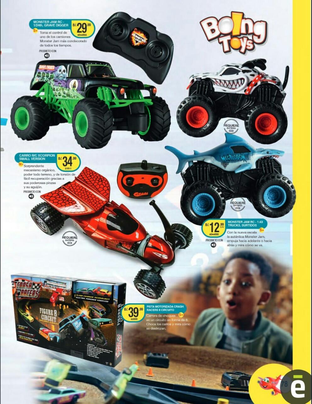 Catalogo juguetes Titan Toys 2019 p78