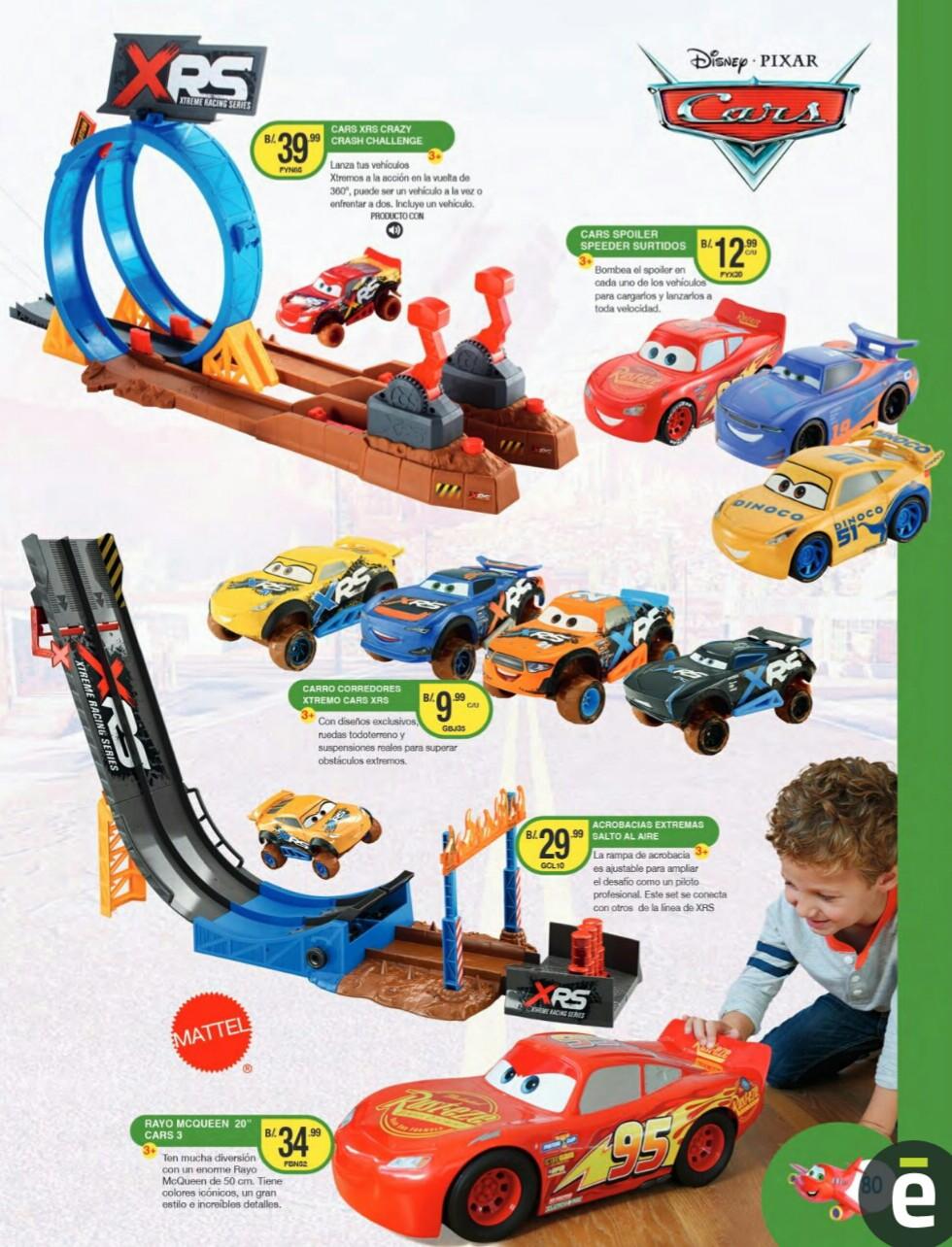 Catalogo juguetes Titan Toys 2019 p80