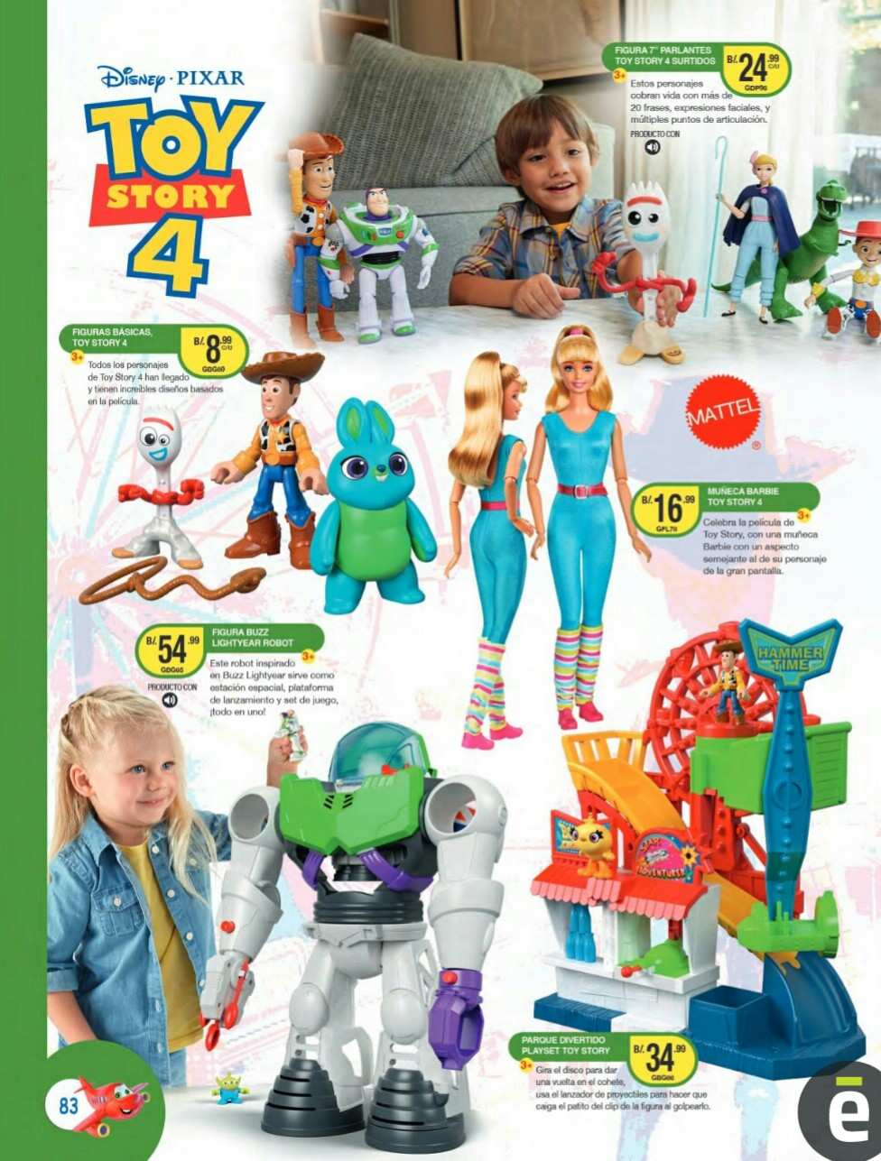 Catalogo juguetes Titan Toys 2019 p83