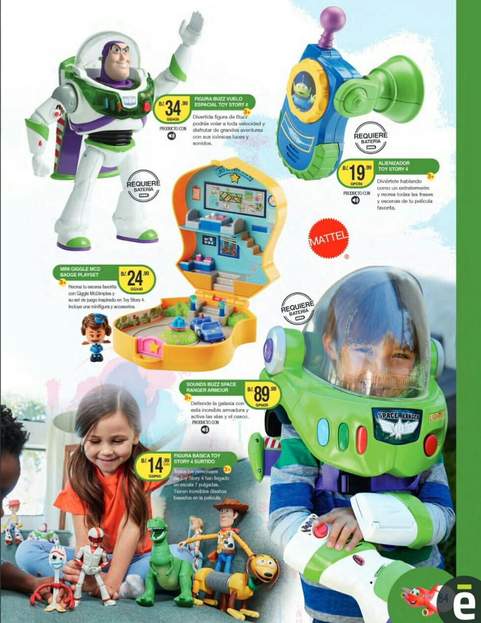 Catalogo juguetes Titan Toys 2019 p84