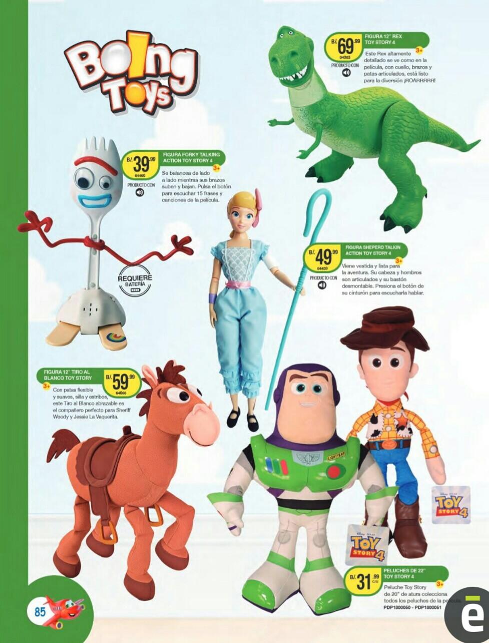 Catalogo juguetes Titan Toys 2019 p85