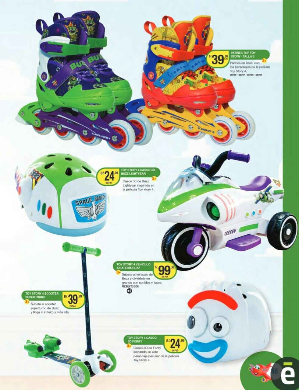 Catalogo juguetes Titan Toys 2019 p86
