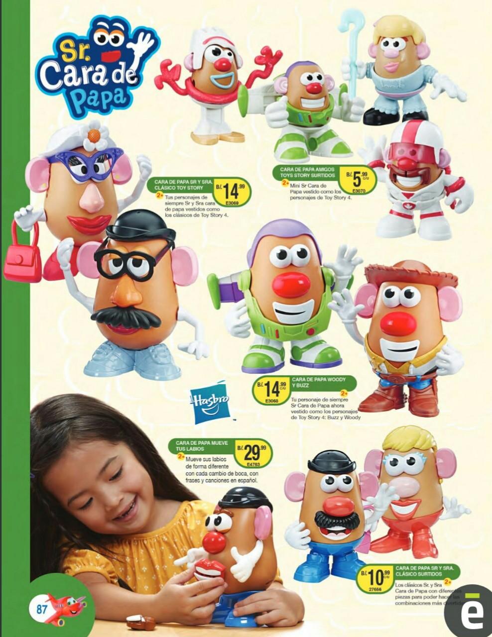 Catalogo juguetes Titan Toys 2019 p87